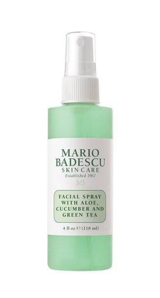Mario Badescu Facial Spray with Aloe, Cucumber and Green Tea - 118 ml