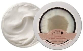 100% Pure Coconut Whipped Body Butter - 96g
