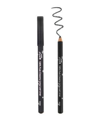 100% Pure Creamy Long Last Pencil Liner - Blackest (svart)