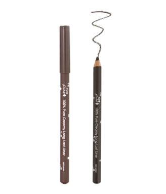 100% Pure Creamy Long Last Pencil Liner - Dark Cacao (brun)