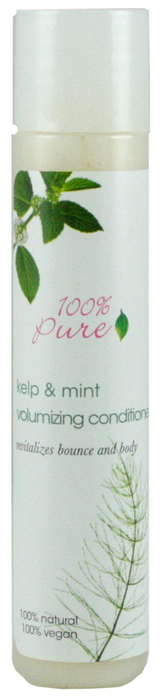 100% Pure Kelp & Mint Volumizing Conditioner - 30ml