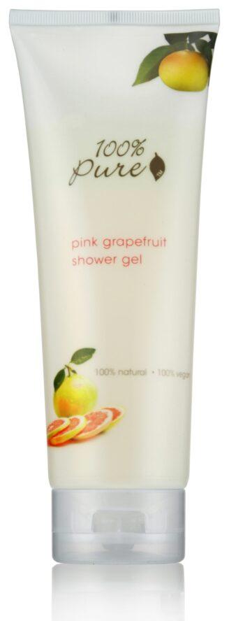 100% Pure Pink Grapefruit Shower Gel - 236ml