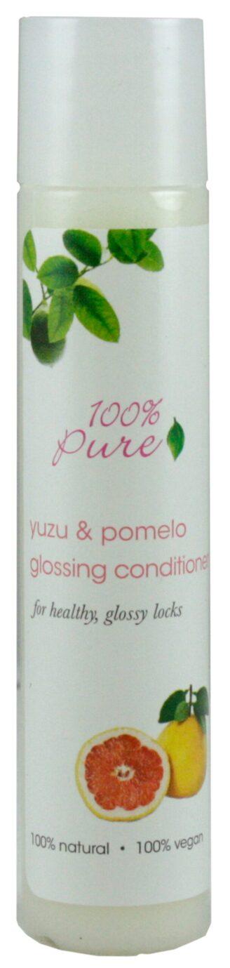 100% Pure Yuzu & Pomelo Glossing Conditioner - 30ml