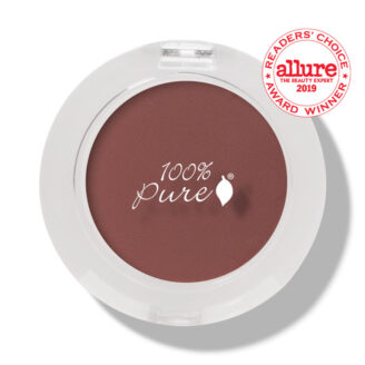 100% Pure Fruit Pigmented Eye Shadow: Bronze- 2g