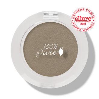 100% Pure Fruit Pigmented Eye Shadow: Gold Espresso- 2g