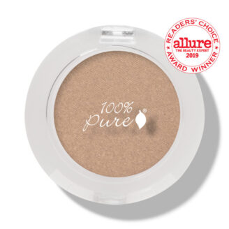 100% Pure Fruit Pigmented Eye Shadow: Gilded- 2g