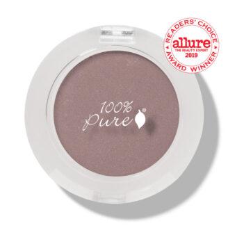 100% Pure Fruit Pigmented Eye Shadow: Petal Tip - 2g