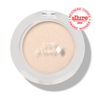 100% Pure Fruit Pigmented Eye Shadow: Star Bright - 2g