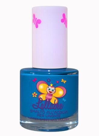 Lallabee - naturlig, trygg vannbasert neglelakk for barn - Bluette - 9 ml