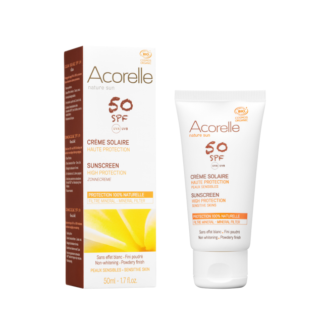 Acorelle Sun Face Cream spf 50 – 50ml