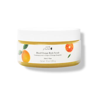 100% Pure Body Scrub: Blood Orange - 285 gr