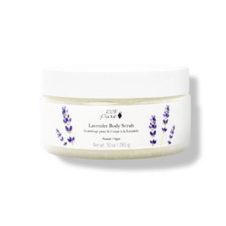 100% Pure Body Scrub: Lavender - 285 gr