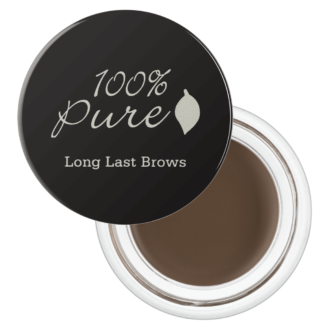 100% Pure Long Last Brows: Soft Brown