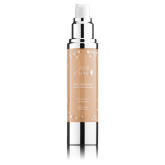 100% Pure Fruit Pigmented Tinted Moisturizer SPF 20 - Peach Bisque - 50g
