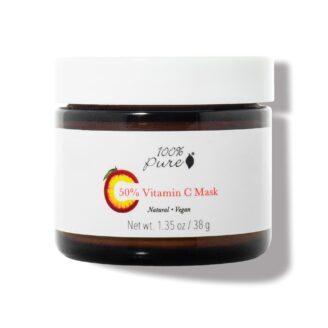 100% Pure 50% Vitamin C Mask - 38 gr