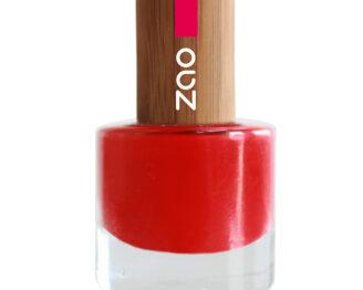 ZAO Nailpolish 650 Carmin Red - 8 ml
