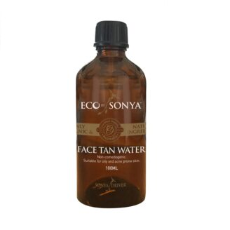 Eco by Sonya Face Tan Water - Selvbruning  - 100ml