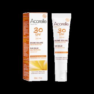 Acorelle Sun Face Balm SPF 30 - 30 ml
