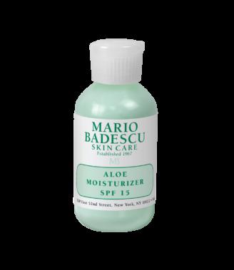 Mario Badescu Aloe Moisturizer SPF 15 - 59ml