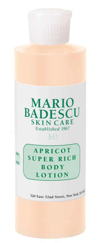 Mario Badescu Apricot Super Rich Body Lotion - 177ml