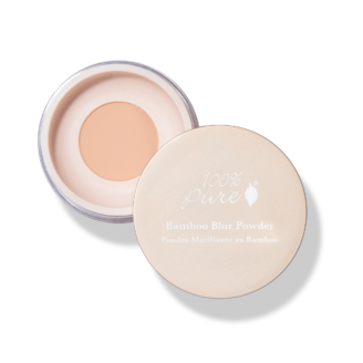 100% Pure Bamboo Blur Powder - Medium- 5,5 gr