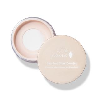 100% Pure Bamboo Blur Powder - Translucent - 5,5 gr