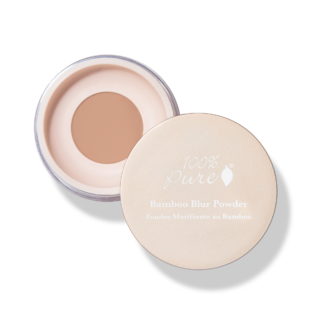 100% Pure Bamboo Blur Powder - Tan- 5,5 gr