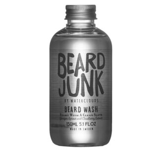 Beard Junk Wash by Waterclouds - 150 ml