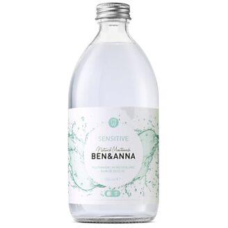 Ben & Anna Natural Mouthwash - Munnskyllevann - 500 ml