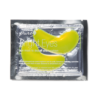 100% Pure Bright Eyes Mask  - 8 gr