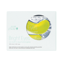 100% Pure Bright Eyes Mask  -8 gr/ 5 pack