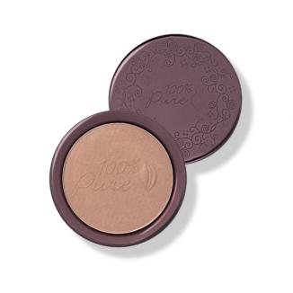 100% Pure Cocoa Pigmented Bronzer - Cocoa Kissed - 9 gr