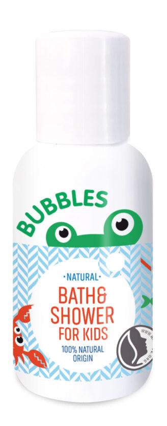 BUBBLES Bath & Shower for Kids - 50 ml