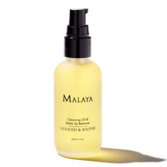 Malaya Organics Cleansing Oil and Makeup Remover - 60 ml