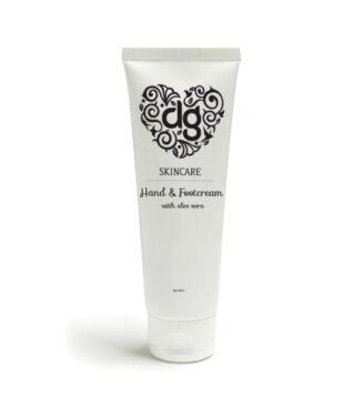 DG Skincare Hand & Foot Cream - 150 ml