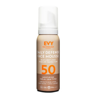 EVY Daily Defence Face Mousse SPF 50- 75 ml