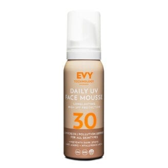 EVY Daily UV Face Mousse SPF 30 - 75 ml