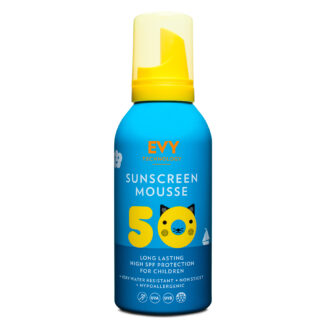 Evy Sunscreen Mousse SPF 50  KIDS - 150 ml