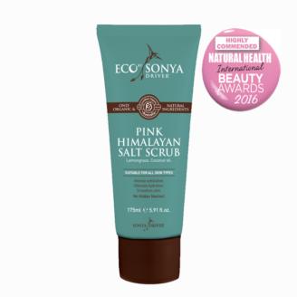 Eco by Sonya Himalayan Pink Salt Scrub 175ml