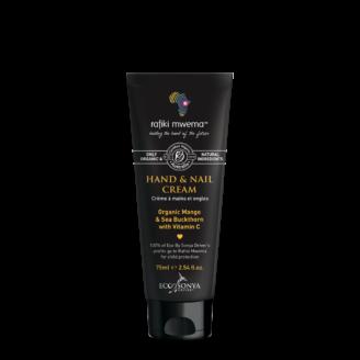 Eco By Sonya Hand & Nail Cream for Rafiki Mwema 75ml