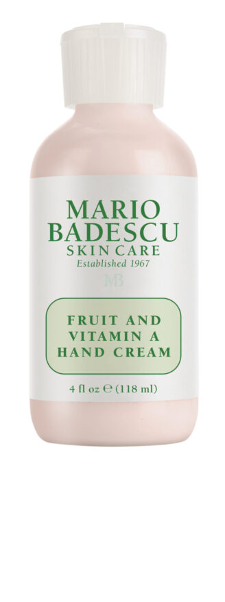 Mario Badescu Fruit and Vitamin A Hand Cream - 118 ml