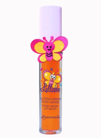 Lallabee Lip Gloss - Appelsinsmak 3,5 ml
