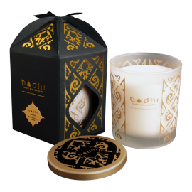 Bodhi Soy Candle Lemongrass Duftlys - 180gr