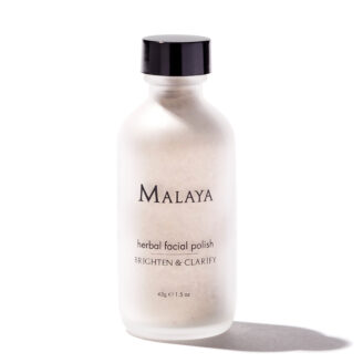Malaya Organics Herbal Facial Polish - 43 gr