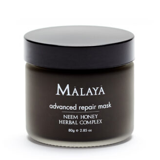 Malaya Organics Advanced Repair Face Mask - Neem Honey Herbal Complex - 80 gr