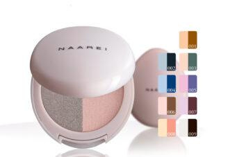 Naarei Pure Natural Dual Eyeshadow - flere farger - 3gr