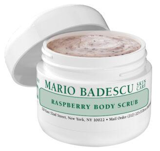 Mario Badescu Raspberry Body Scrub - 236ml
