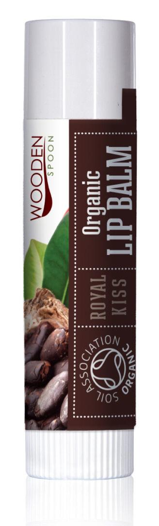 Wooden Spoon Lip Balm Royal Kiss - 4,3 ml