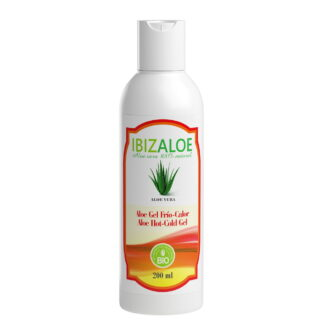 Ibizaloe Aloe Hot & Cold Gel - 200 ml