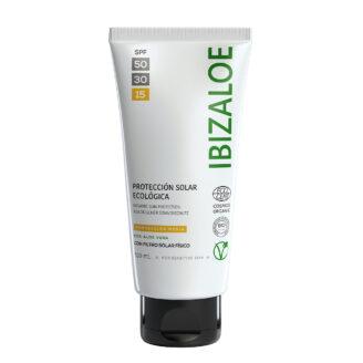 Ibizaloe Aloe Sun Cream SPF 15 - 100 ml